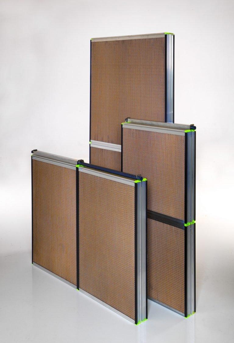 pannelli OXYVAP Sistemi raffrescamento aria