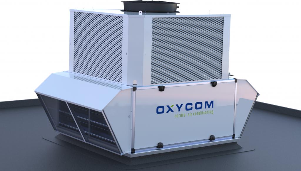 macchinario oxycom Sistemi raffrescamento aria