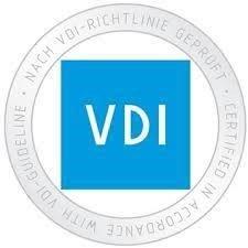 logo VDI Sistemi raffrescamento aria
