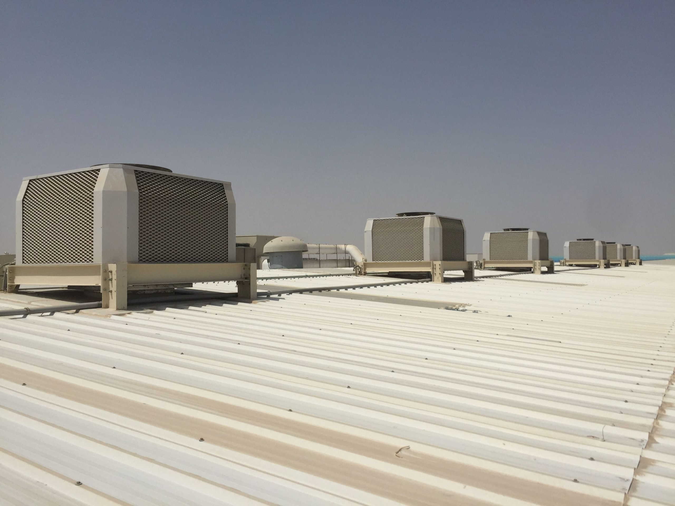 macchinari intrcooll Sistemi raffrescamento aria