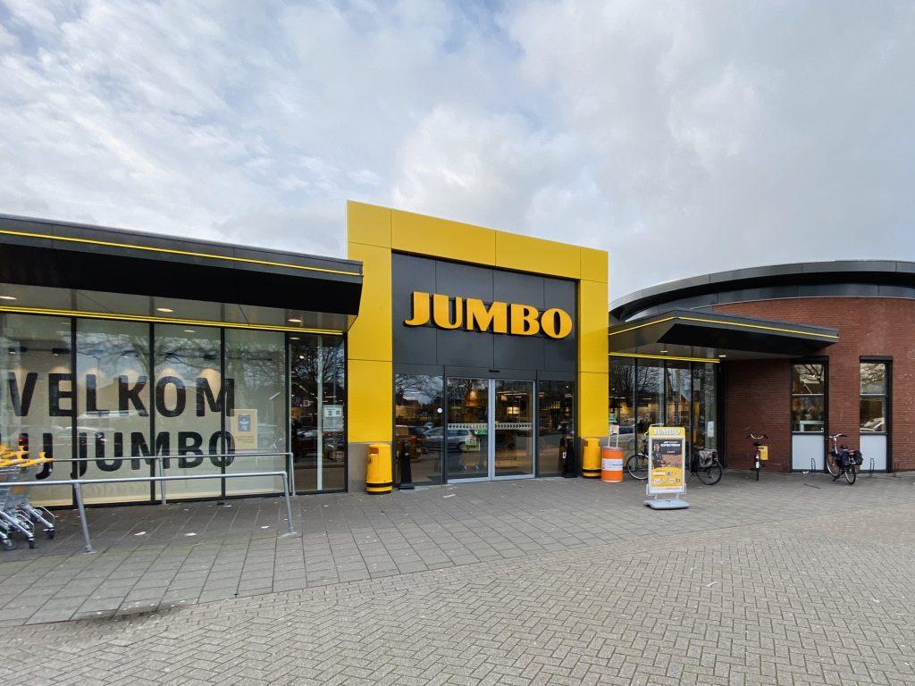 Jumbo Supermarket Sistemi raffrescamento aria