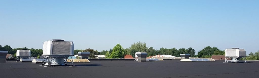 industria metallurgica Sistemi raffrescamento aria