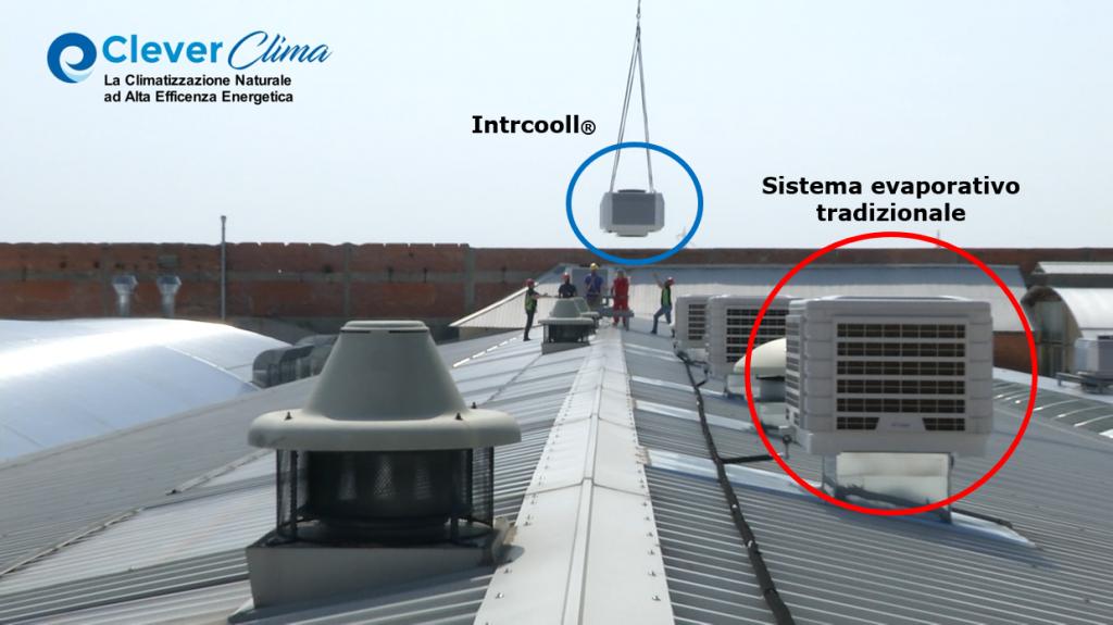 ditta plastic legno sostituzione macchinari Sistemi raffrescamento aria